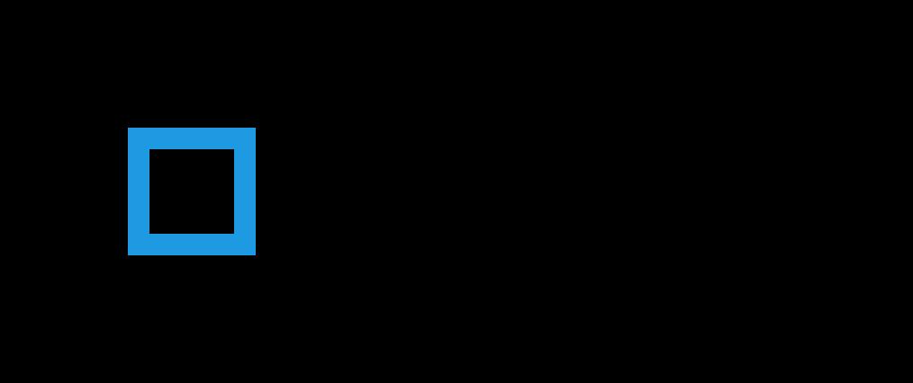Hostpoint logo blue