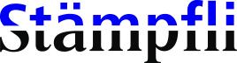 Logo staempfli