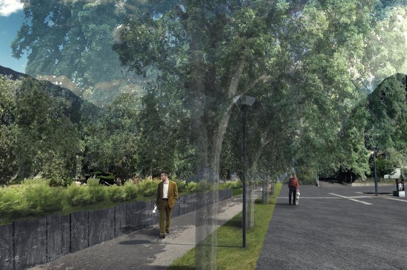 Zukunftsausblick des Zonenprojekts