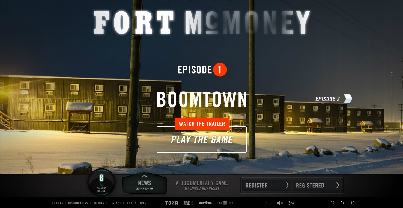Fort mcmoney