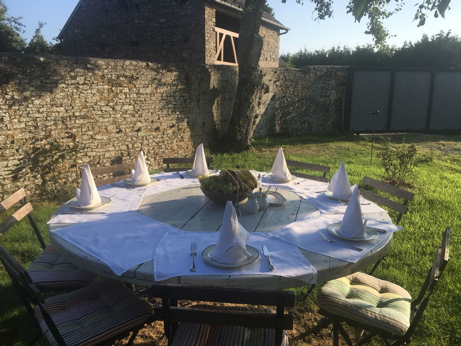 Tisch garten
