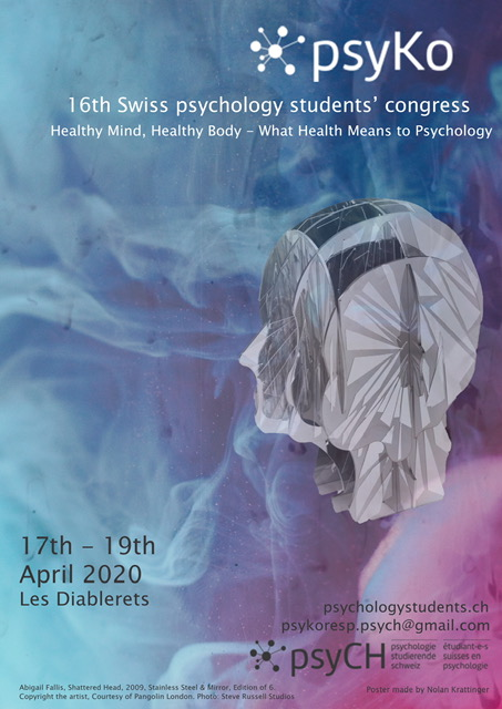 Plakat psyko 2020